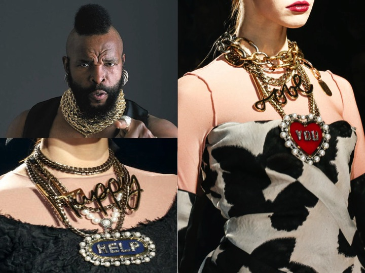 Mr T, Lanvin's muse?