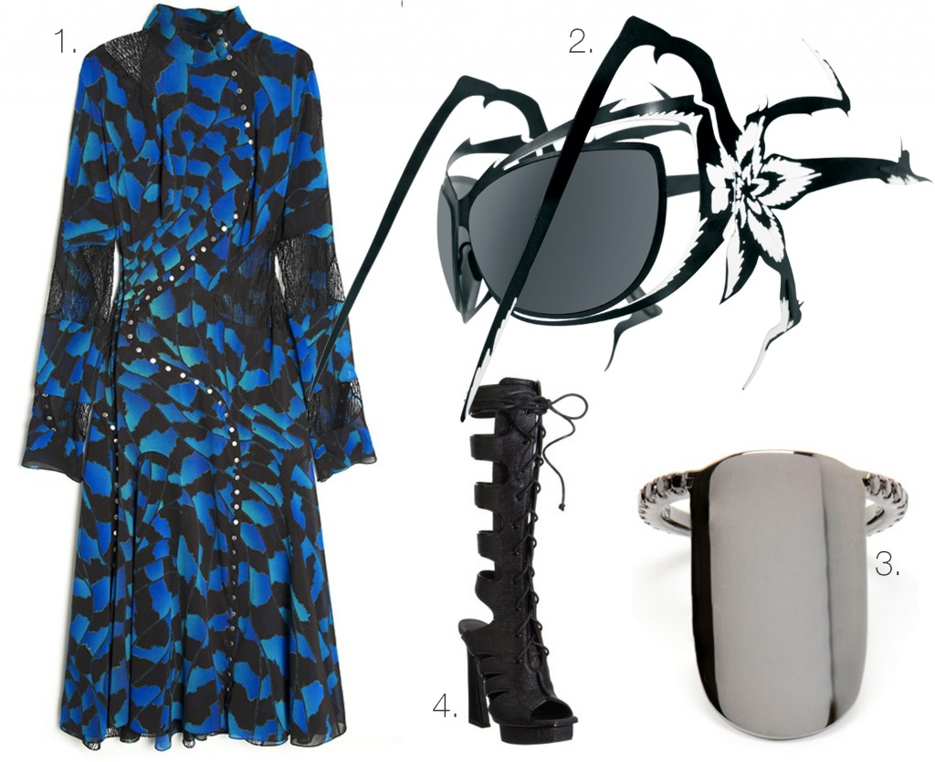 hive-a-nator outfit