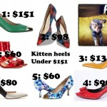 Kitten Heels: The Purrfect Pump