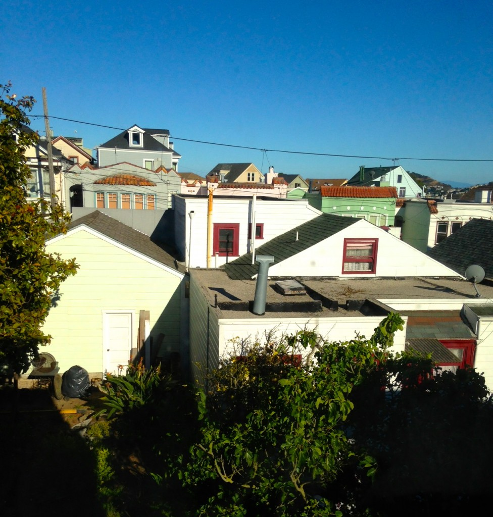 "Bernal Heights, the ""Rachel Comey"" of neighborhoods."
