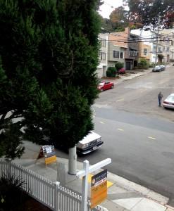 Golden Gate Heights, San Francisco.