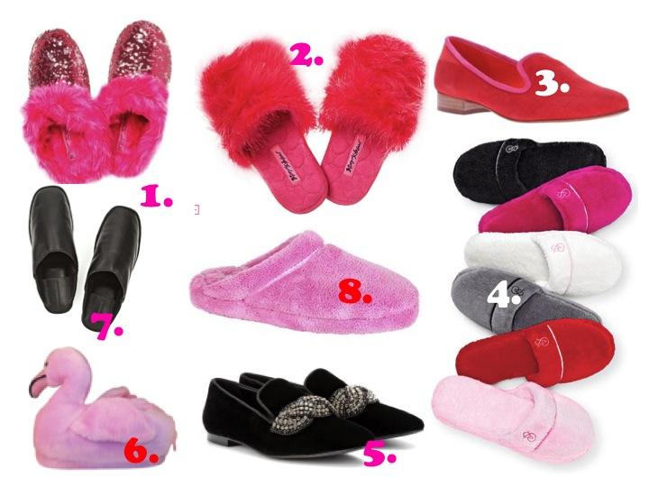 slippers blankstareblink