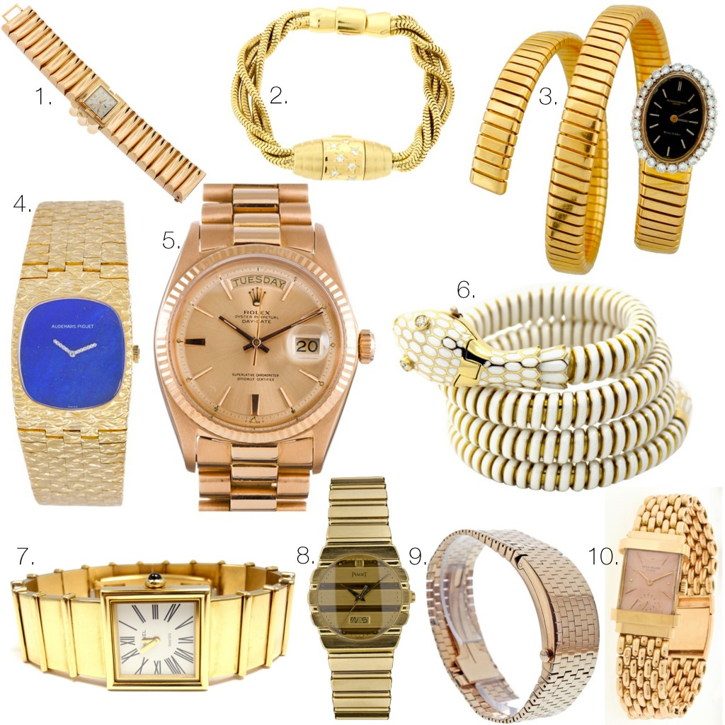 Vintage Watches, blankstareblink.com