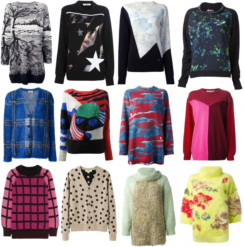sweater montage, blankstareblink.com