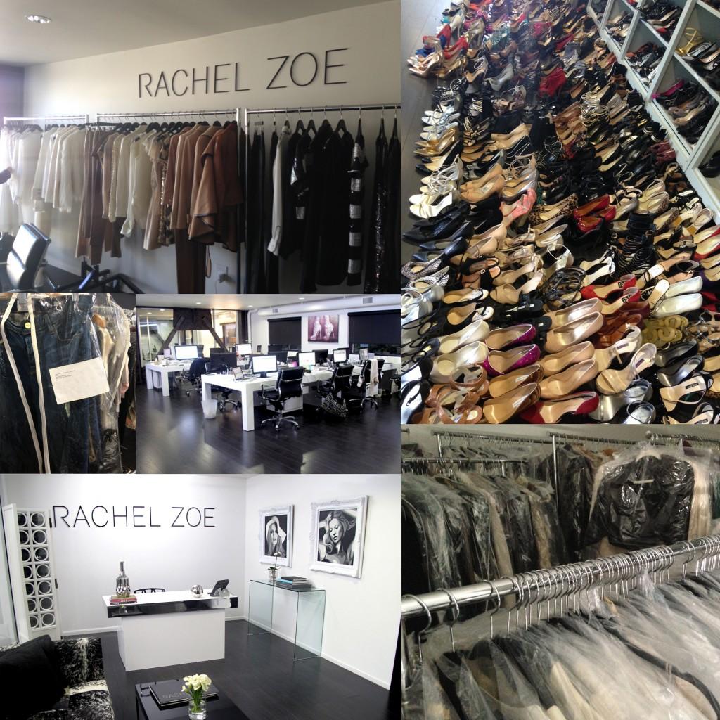Rachel Zoe Inc., blankstareblink.com