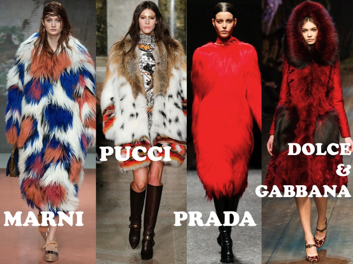 Fabulous furs from Milan Fashion Week.