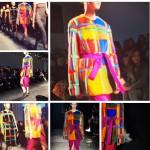 Joseph Altuzarra and his Amazing Technicolor Dream Coat
