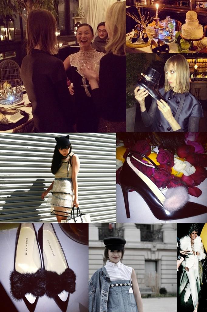 Eugenia Kim shoe launch, blankstareblink.com