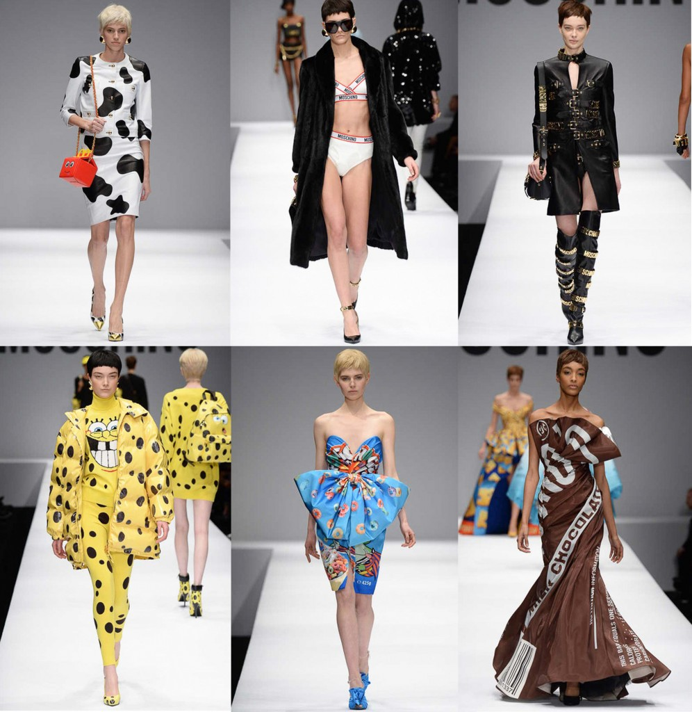 Jeremy Scott for Moschino, blankstareblink.com