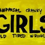 old GIRLS