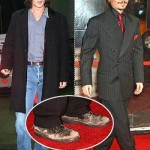 """Johnny Depp"" Your Boots"