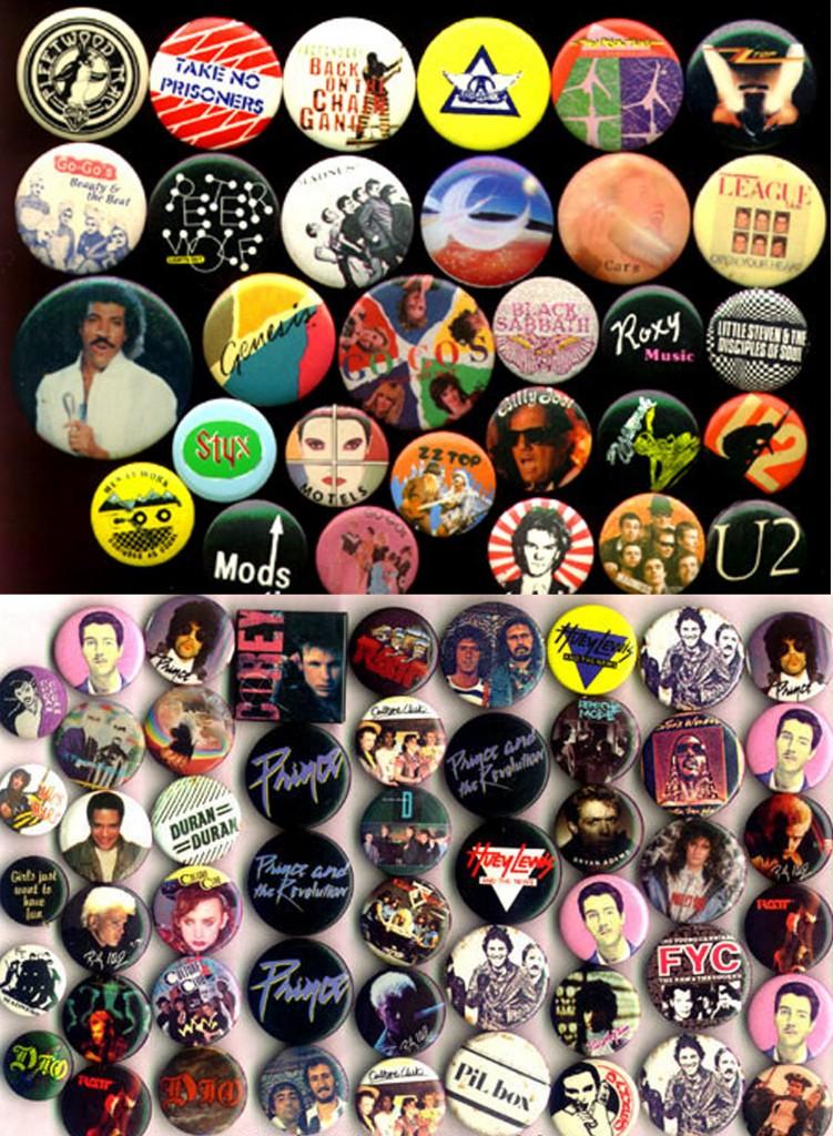 1980's buttons, blankstareblink.com
