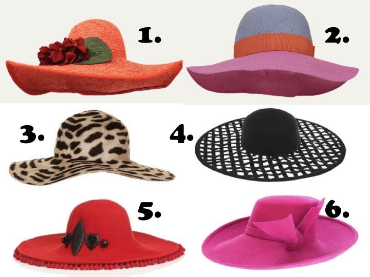 cool sombreros