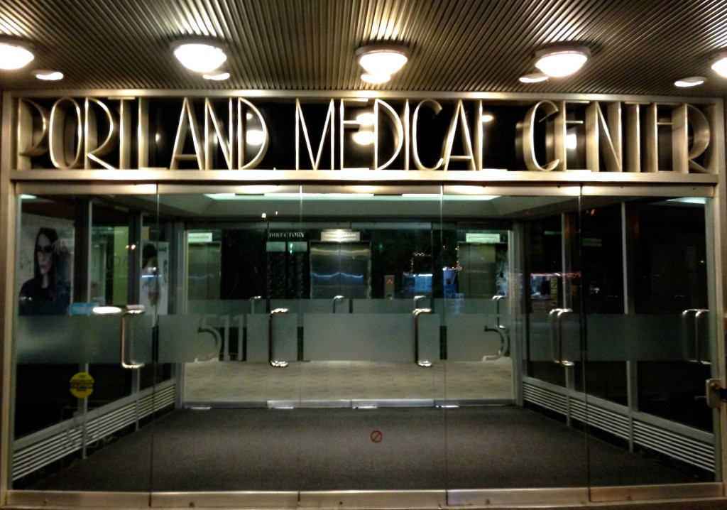 portland medical center blankstareblink