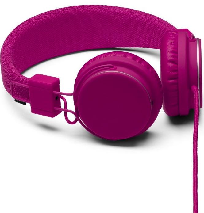 raspberry urbanears plattan headphones
