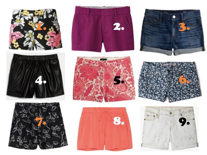 cool shorts blankstareblink