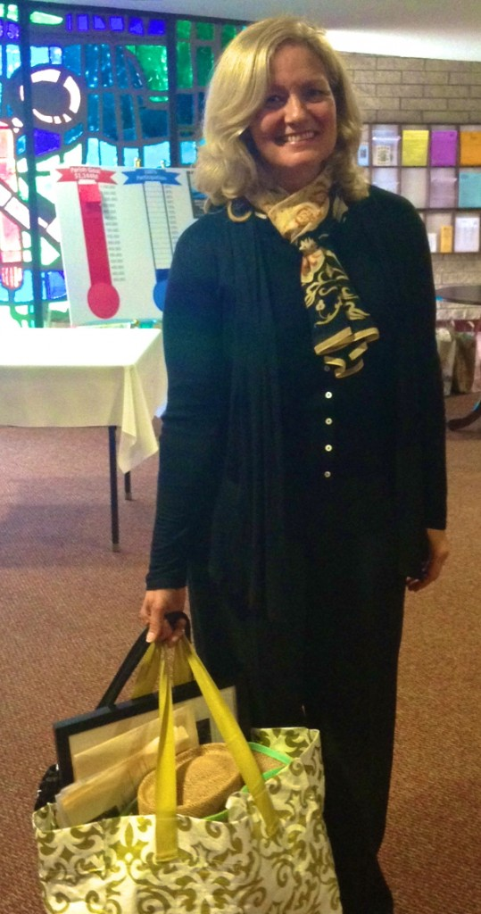 "Desiree ""The Dream Weaver."" Always smiling, always chic, and always a fan of consignment shopping!"