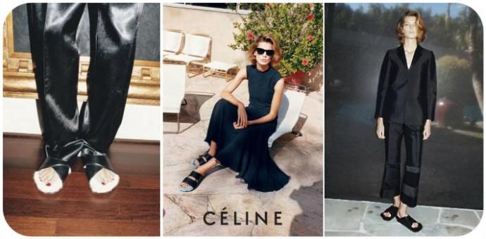 Celine-Furkenstocks