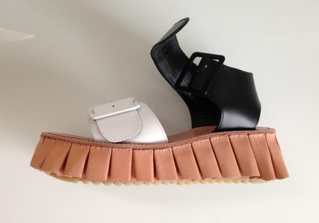 julien david sandals side