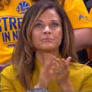 Sonya Curry, Steph's mom.