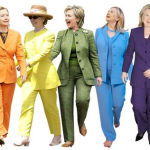 I Vote For Hillary to Bring Bright Back