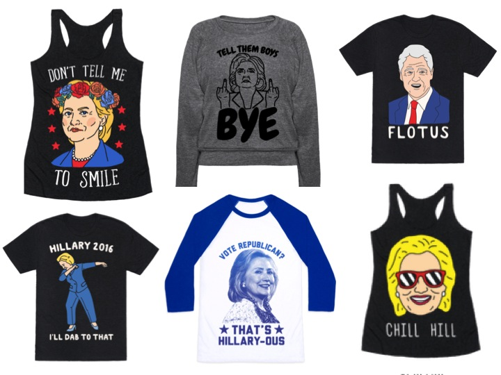 hillary-clinton-cool-t-shirts