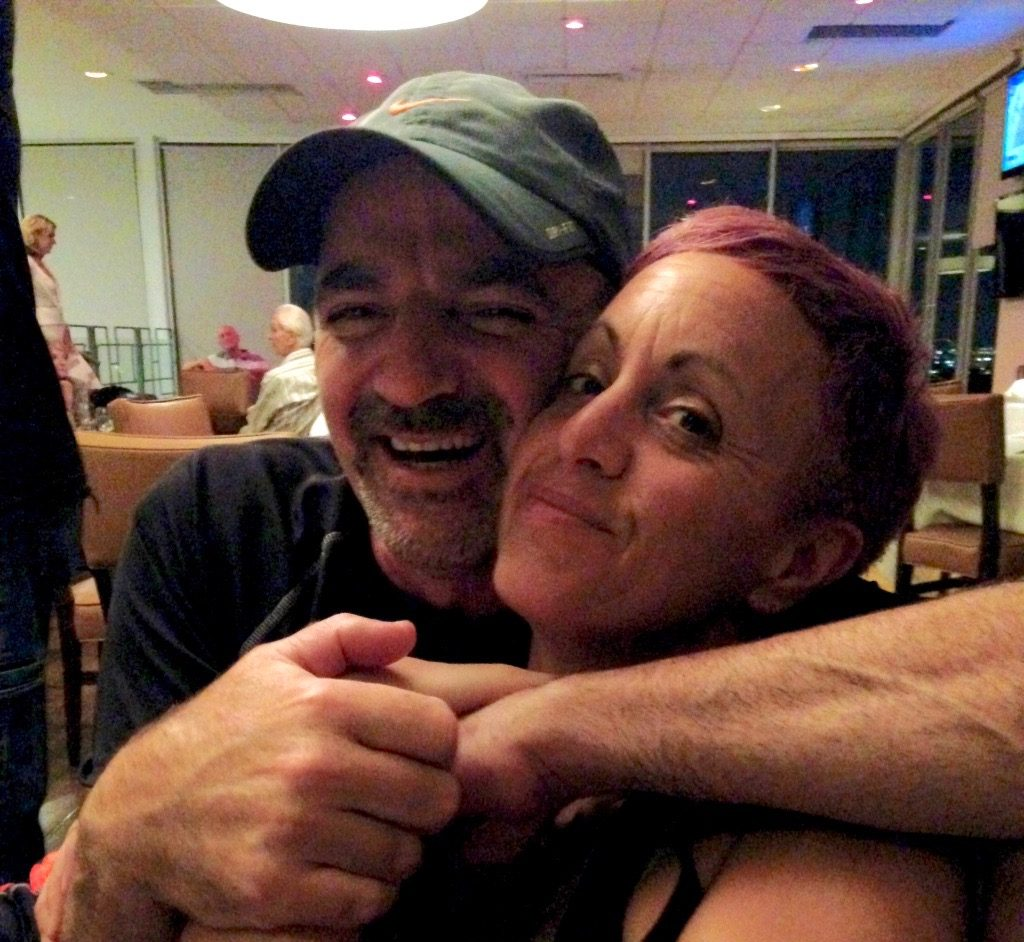 Paula Mangin + Dave Geha